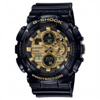 Casio GA-140GB-1A1ER Horloge G-Shock Classic zwart 51 mm