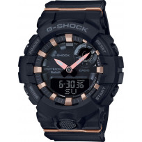 Casio GMA-B800-1AER G-Shock bluetooth dames- herenhorloge 45 mm