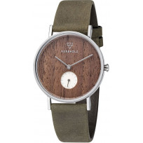 Kerbholz Frida - Walnut Olive