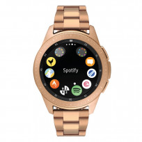 Samsung SA.R810RS Galaxy Special Edition Smartwatch rosekleurig 42 mm