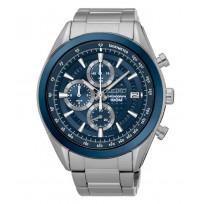 Seiko SSB177P1 chronograaf en tachymeter