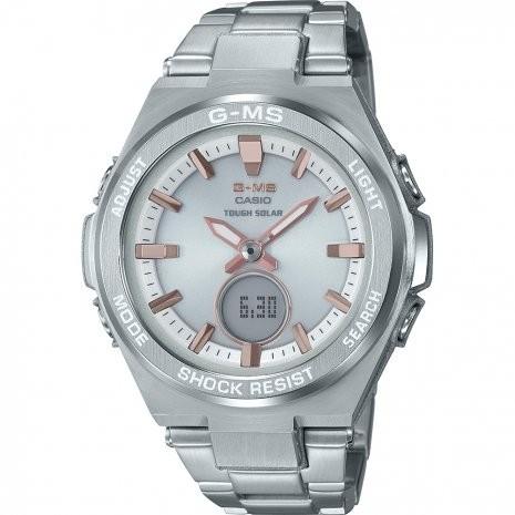 Afbeelding van Baby G MS horloge MSG S200D 7AER