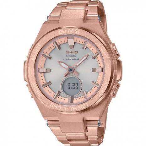 Afbeelding van Baby G MS horloge MSG S200DG 4AER
