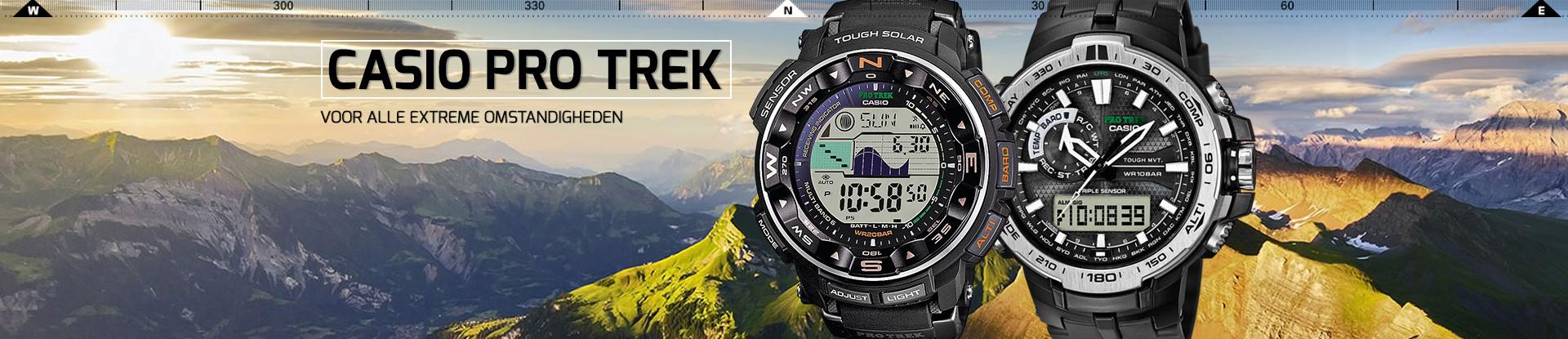 Casio Horloge Pro Trek