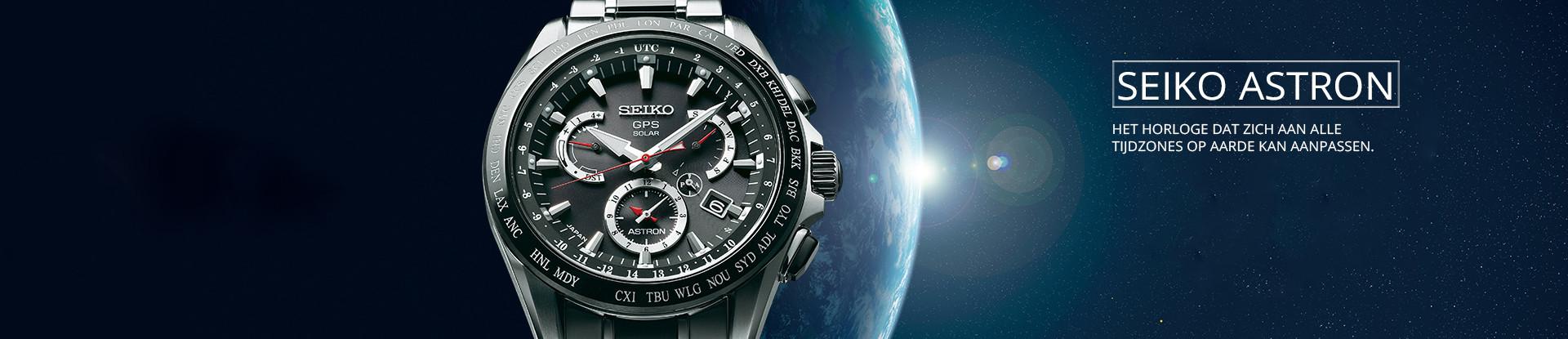 Seiko Astron Horloge